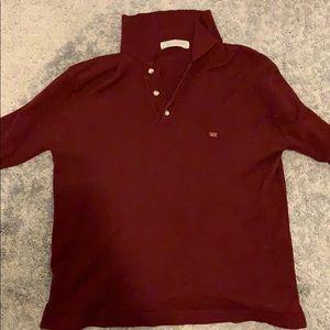 Vintage Burgundy Dior Sweater